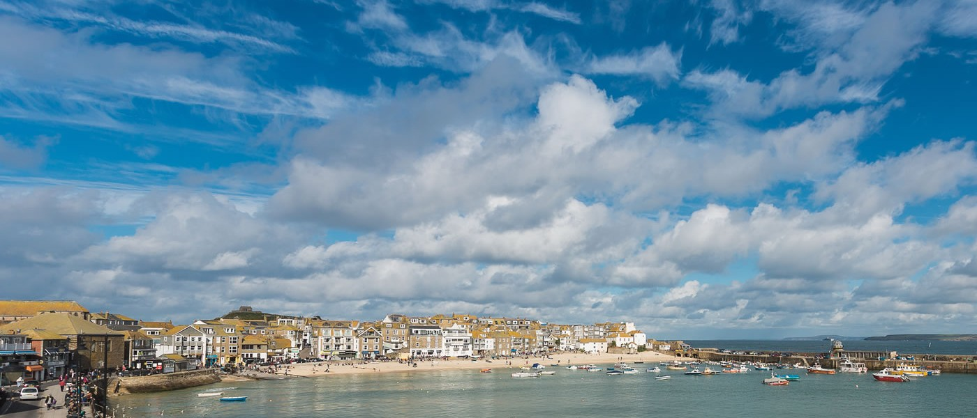 Eating Out in St Ives