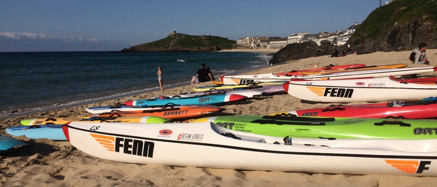 Surf Life Saving at Porthmeor