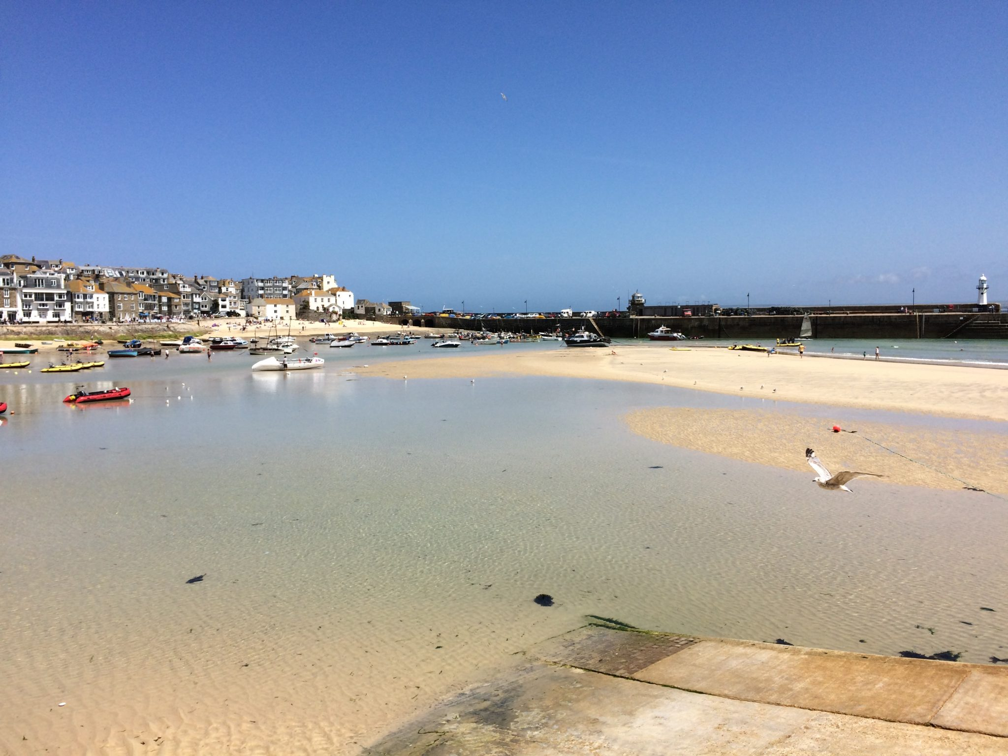 Endless Sunshine in St Ives!
